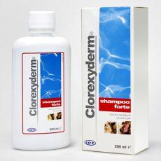 Shampoo CLOREXYDERM FORTE, 200ml