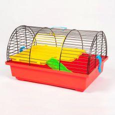 Hamsterkäfig- GRIM I mit Ausstattung EKO