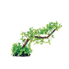 Aquarienpflanze aus Kunststoff KC-027 - 30 x 33 cm