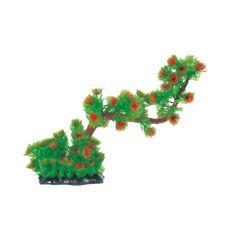 Aquarienpflanze aus Kunststoff KC-002 - 30 x 33 cm