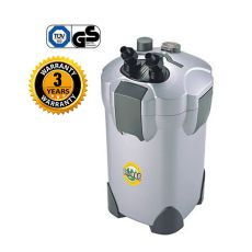 Außenfilter BOYU EFU-20 + 5W UV (100-150L)