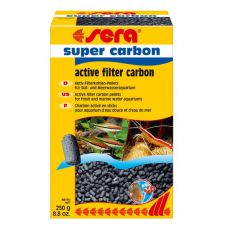 sera super carbon 250g (aktive Kohle)