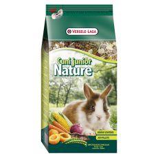 Cuni Junior Nature 2,5 kg  - Futter für junge Zwergkaninchen
