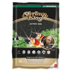 Dennerle Shrimp King - Active Soil 8L