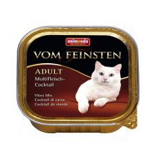 Animonda Vom Feinsten Adult Cats - Multi-Fleischcocktail 100g