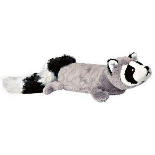 Spielzeug für Hunde aus Plüsch, Waschbär - 46cm
