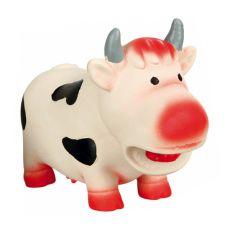 Hundespielzeug - Kuh aus Latex, 19cm