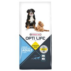 Versele Laga Opti Life Adult Light Medium & Maxi 12,5kg
