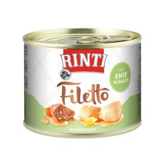 Rinti Filetto - Huhn und Ente in Soße, 210g