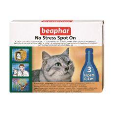 Beaphar No Stress Pipetten für Katzen - 3 Stk