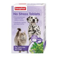 BEAPHAR No Stress Tablets - 20 Tabletten