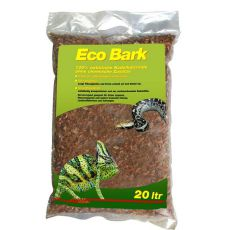 Terrariumsubstrat aus Kiefernrinden Eco Bark - 20 l