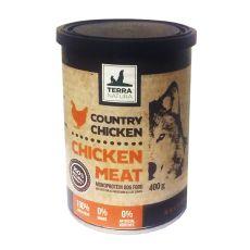 Feuchtnahrung Terra Natura - Country Chicken, 400g