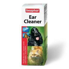 Ohrentropfen für Hund und Katze Beaphar Ear Cleaner - 50 ml