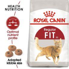 Royal Canin FIT 32 - Futter für ausgewachsene Katze 15 kg