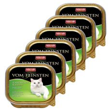 Animonda Vom Feinsten Castrated Cats - Pute pur, 6 x 100g