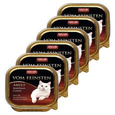 Animonda Vom Feinsten Adult Cats - Multi-Fleischcocktail 6 x 100g.