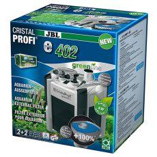 JBL CristalProfi e402 greenline - Außenfilter (40 - 120l)