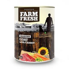Farm Fresh - Goat with Carrot 400g