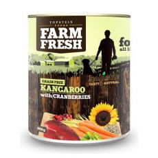 Farm Fresh - Kangaroo with Cranberries 800g