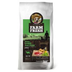 Farm Fresh Lamb and Peas GF 20kg