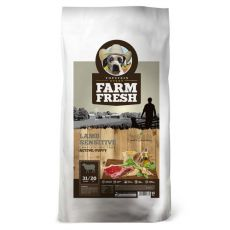 Farm Fresh Lamb Sensitive Active/Puppy 15kg