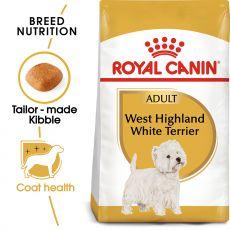 ROYAL CANIN WESTIE ADULT 0,5 kg