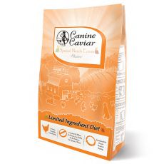 Canine Caviar Special Needs Alkaline, Huhn 11 kg
