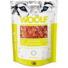 WOOLF Chicken Chunkies 100g