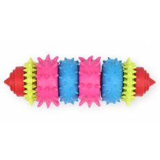 TPR Dentalspielzeug mit Noppen, 16cm