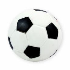 Hundespielzeug  - Fussball aus Vinyl mit Stimme, 10,5cm