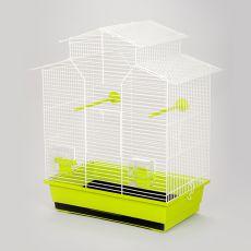 Käfig für Papageien IZA II - 51 x 30 x 60,5 cm