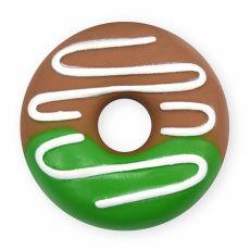 Hundespielzeug- Donut aus Vinyl, 10cm