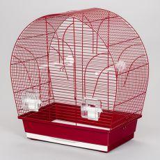 Käfig für Papagei TINA - 51 x 28 x 55 cm
