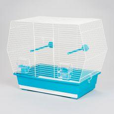 Käfig für Papageien GABI - 53 x 28 x 43 cm