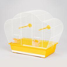 Käfig für Papageien BETA - 56,5 x 28 x 44,5 cm
