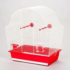 Käfig für Papagei MARGOT I - 43 x 25 x 47 cm