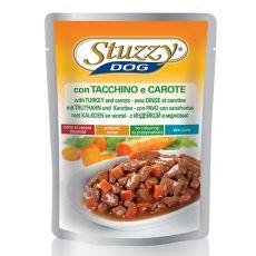 Stuzzy Dog -  Pute und Karotte, 100 g