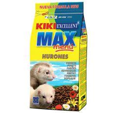 KIKI EXCELLENT MAX MENU - Futter für Frettchen, 800 g
