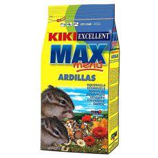 KIKI EXCELLENT MAX MENU - Futter für Eichhörnchen, 800 g