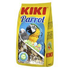 KIKI MIXTURA - Alleinfutter für große Papageien, 600g