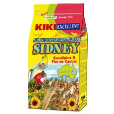 KIKI SIDNEY - Futter für Nymphensittiche und Papageien 800g