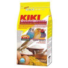 KIKI GOLDENMOUSSE - Futter für exotische Vögel 1kg