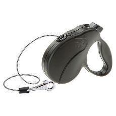 Führleine Amigo Easy Mini bis 12kg - 3m Seil, schwarz