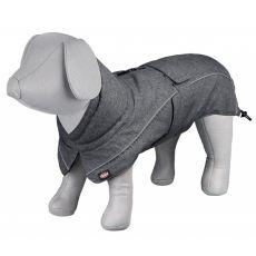 Mantel PRIME mit Kragen für Hunde - M / 45 cm