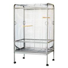 Käfig für Papagei OMEGA IV. - 4 mm