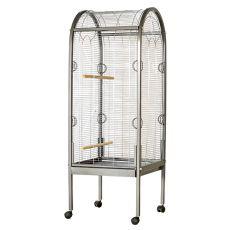 Käfig für Papagei OMEGA ROUND - 2 mm