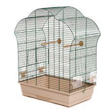 Käfig für Papageien LAURA III - 60,5 x 34 x 71,5 cm