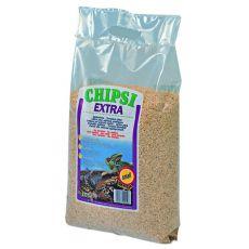 CHIPSI EXTRA SMALL - feine Einstreu aus Buchenholz 10L
