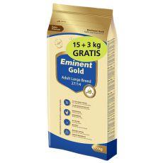 EMINENT GOLD Adult Large Breed 15kg + 3kg GRATIS